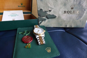 Almost New, Rolex Watch, in Mint Condition