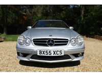 2005 55 Mercedes-Benz CLK 220 CDI AMG Sport 2.2 DIESEL COUPE AUTO TIPTRONIC 88K