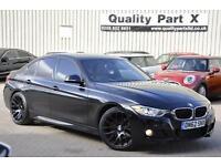 2013 BMW 3 Series 3.0 330d M Sport Sport Auto 4dr (start/stop)