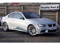 2010 BMW M3 4.0 V8 Frozen Silver DCT 2dr