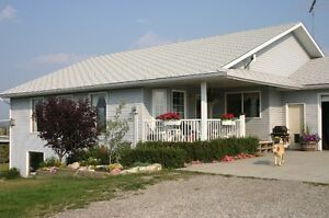 Acreage home for rent