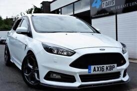2016 FORD FOCUS ST-3 2.0 TURBO MOUNTUNE 275 (S/S) 5DR HATCHBACK MANUAL PETROL HA