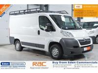 2014 14 CITROEN RELAY 2.2 30 L1H1 ENTERPRISE HDI 1D 109 BHP DIESEL PANEL VAN