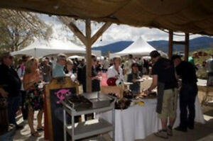 Pig Out Wine Festival - Covert Farms
