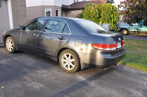 2003 Honda Accord LX V6 Sedan