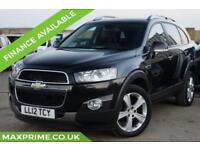 CHEVROLET CAPTIVA 2.2 LTZ VCDI 5D AUTOMATIC 185 BHP 1 FORMER KEEPER FROM NEW