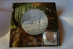 Canadian Mint 20 for 20