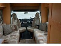 Elddis Autoquest 115 PEUGEOT BOXER 5 SPEED GEARBOX 2 BERTH 2 TRAVELLING SEATS