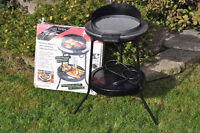 Great electric barbecue / grill ... BBQ / grill électrique