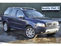 2012 Volvo XC90 2.4 D5 Executive Estate Geartronic AWD 5dr