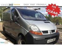 Renault Trafic NO VAT P/X TO CLEAR SL27DCI SWB