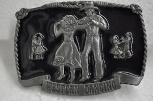 Brand New Western Dance Buckle by Buckles of America