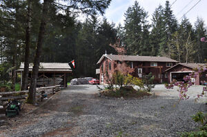 Beaver Creek home on dead-end rd with 1.91ac and shop.