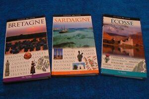 Guides VOIR ( BRETAGNE, ÉCOSSE et SARDAIGNE )