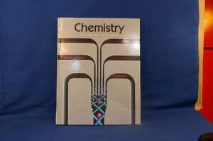 Chemistry For Engineering Students Third Edition Hardcover NEW