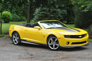 Camaro RS Convertible  2011