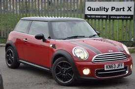 2013 MINI Hatch 1.6 TD Cooper D (Chili pack) 3dr