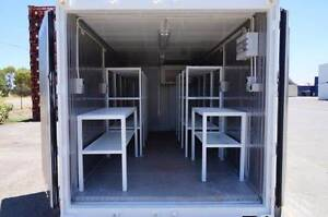 20' Site Workshop container (for hire or buy) Kwinana Beach Kwinana Area Preview