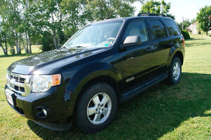 2008 Ford Escape XLT SUV, Crossover AWD