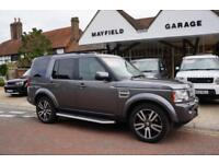 Land Rover Discovery SDV6 HSE Luxury DIESEL AUTOMATIC 2013/63