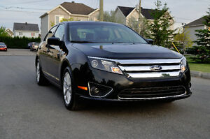Almost new 2013 Ford Fusion SEL V6 with 26000 kms only!