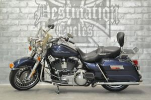 2009 Harley Davidson FLHR Road King