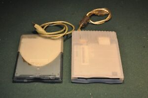 2 external usb floppy drives in good condition