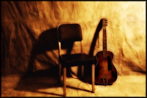 Private blues guitar lessons London Ontario image 1