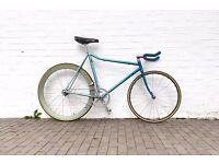 1980s Barron Cycles Lo-Pro (fixed gear).