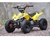 BRAND NEW ATV QUAD Bike 2016 Pit Mini Motor Bike Scrambler 49cc 50 cc PERFECT XMAS PRESENT 50cc