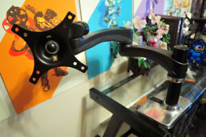 Ergotron Neo-Flex Extend Black Monitor Mount