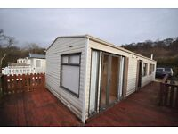 Static Caravan 2002 Cosalt Sandhurst 35 x 12 2 beds £5850.00 plus site fees
