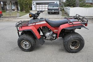 1987 250 CC Honda 4 Trax for sale