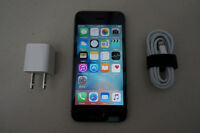 iPhone 5s 16GB on Bell excellent condition, no scratches