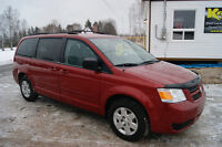2008 Dodge Grand Caravan SE LOADED STOW AND GO Minivan, Van