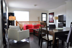 Available 1 May: very large, 4 bedroom apartment