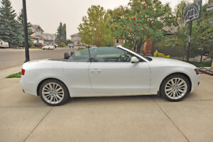 REDUCED!! Audi A5 Convertible