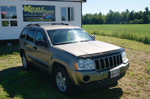 2005 JEEP GRAND CHEROKEE loaded awd 4wd SUV, Crossover