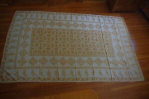 mid east design table cloth  & place mats