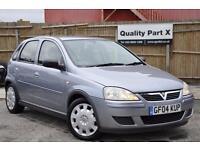 2004 Vauxhall Corsa 1.4 i 16v Design 5dr (a/c)