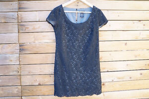 Talula Aritzia Black Betty Lace Dress XS