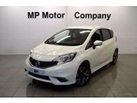 2015 64 NISSAN NOTE 1.2 ACENTA PREMIUM 5D 80 BHP (STYLE PACK) HATCH, 1 OWNER,