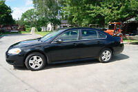 2011 Chevrolet Impala ls loaded 3,5L Sedan