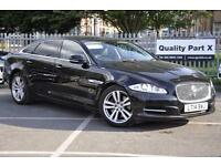 2014 Jaguar XJ 3.0 TD Premium Luxury (LWB) 4dr (start/stop)