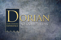 Dorian School Of Music, The School for ALL ages!