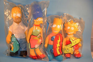 THE SIMPSONS Plush Dolls Toys