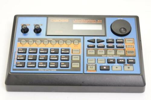 Roland BOSS JS-5 jamstation rhythm machine drum machine JS5 JAPAN 2769