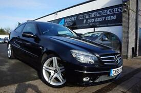 2009 MERCEDES CLC-CLASS 200 2.1 CDI SPORT 3 DOOR AUTOMATIC DIESEL COUPE COUPE DI
