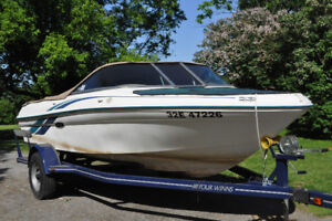 GREAT SeaRay Bowrider 180 with Alpha One I/O Mercruiser 3.0L