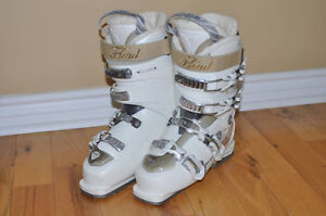 Women's Ski Boots, Head Dream 8.5, Size 9 West Island Greater Montréal image 1